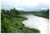 Land by Namkan River in Luangprabang for sale