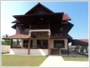 ID: 1095 - New Lao style house in cool wind area from rice paddy