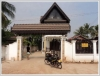 ID: 1099 - Lao style house by the rice paddy
