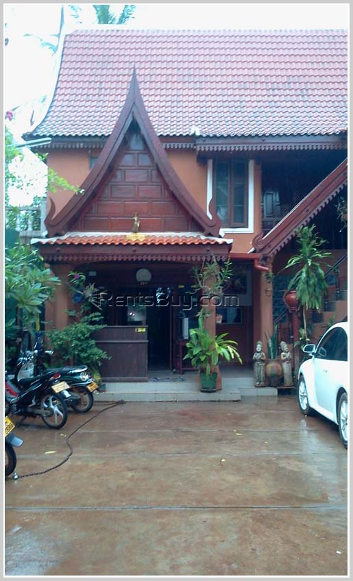 ID: 1338 - 18 rooms Hotel for rent