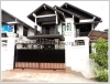 ID: 1371 - Lao style house near Sengdara Fitness Center for rent