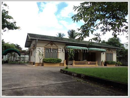 ID: 1460 - Nice villa with large garden and pave road access in Nongduang area
