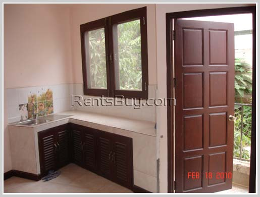 ID: 1489 - New shop house by T2 road for rent