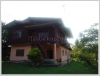 Typical Lao house in quiet area 35km from Vientiane City