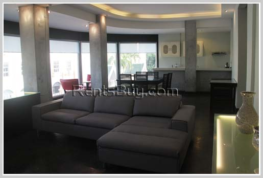 Apartment in the heart of city, monthly accepted