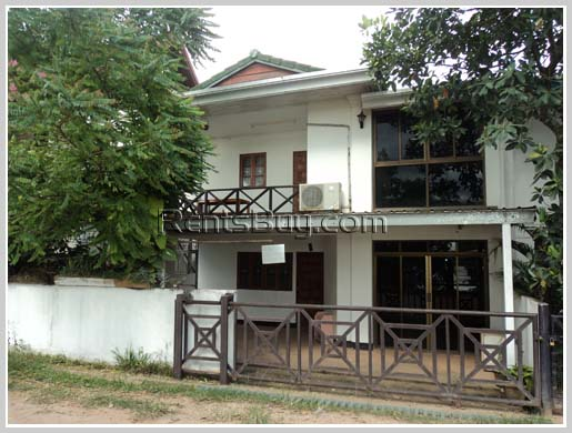 ID: 1818 - House by Mekong river