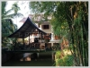 ID: 1828 - 2 modern and Lao style houses near VIS at one price