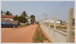 ID: 3203 - Land for construction near main road
