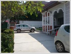 ID: 3157 - Private house close to Phanyathip for rent next to concrete road