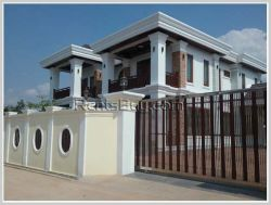 ID: 3774 - The new modern house is becautiful with fullly furnished for rent