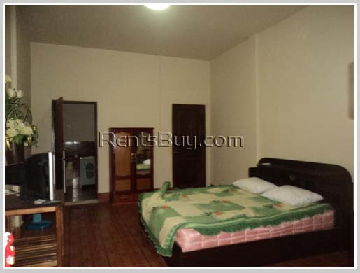 Serviced apartment in the city center