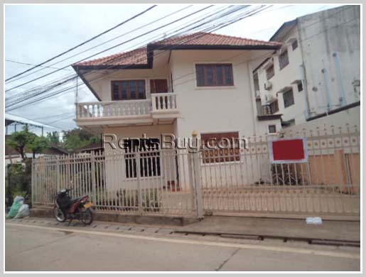 ID: 2231 - New house by the main road