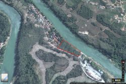 ID: 3681 - Extremely nice plot of land by Namkhan River close to downtown for sale in Luangprabang P