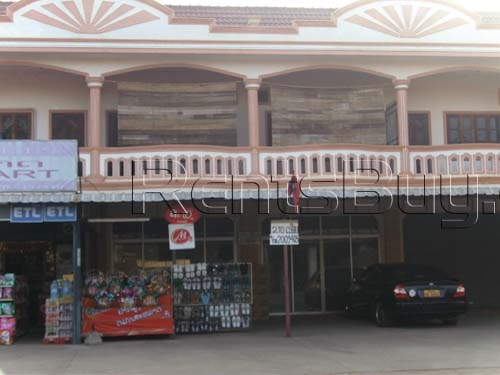 Large Shop house in new business area