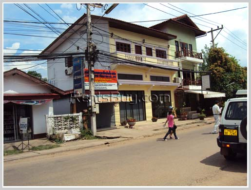 Office near Lao Plaza for rent
