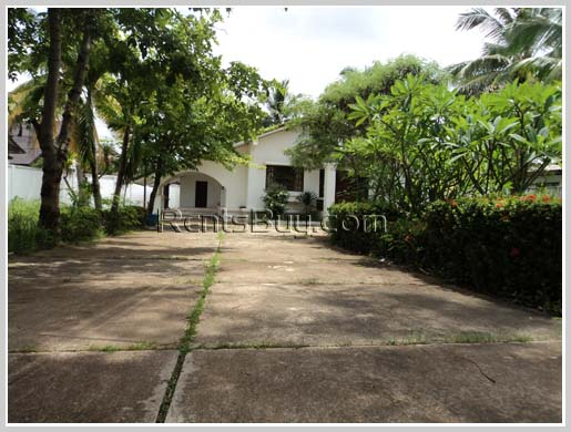 ID: 926 - Colonial house in diplomatic area