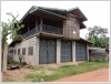 Half wooden house near Nongnio Market for sale