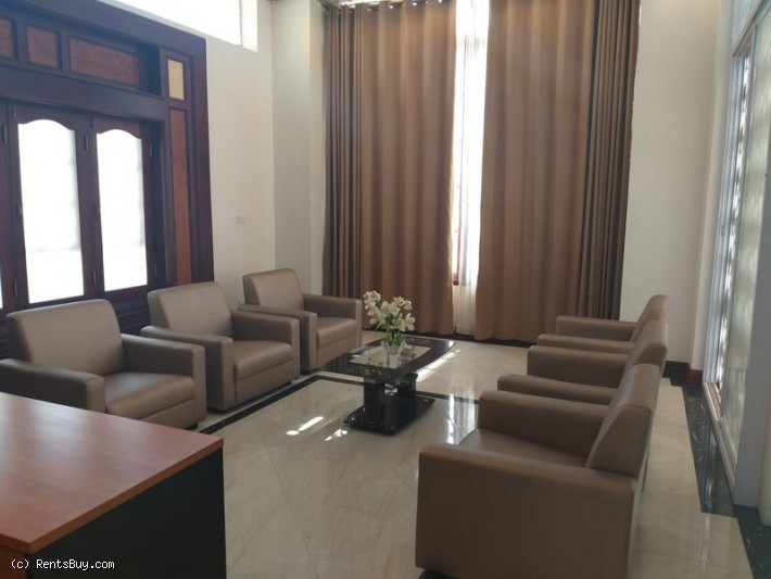 ID: 4398 - The townhouse for sale or rent Ban Saphanthong at the front of VIS