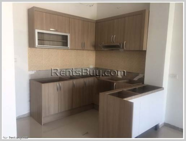 ID: 3462 - New apartment for rent near Xangpheuk Wedding Convention Hall