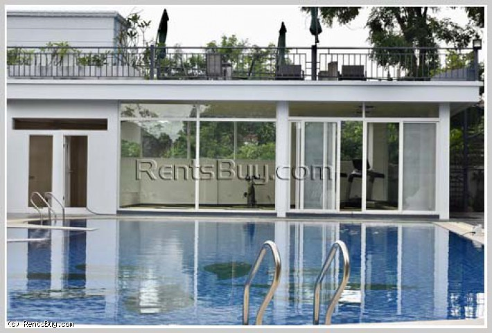 ID: 4214 - The pinnacle of luxury high-rise living with swimming pool for rent