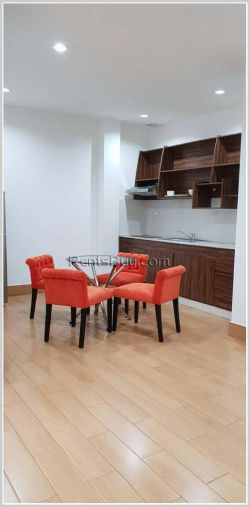 ID: 4193 - The apartment close to Thatluang park about 3 km from Patuxay