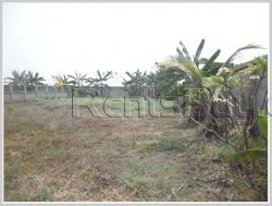 ID: 3127 - Residential land for sale In Saysettha district.
