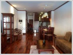 ID: 3558 - Apartment near Indochina Bank (Nongborn) and with fully furnished for rent