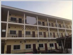 ID: 3046 - Brand new serviced apartment by main road in Saysettha district for rent