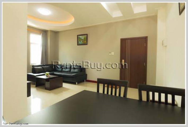 ID: 4248 - Nice apartment near Lao American College for rent in Saysettha district