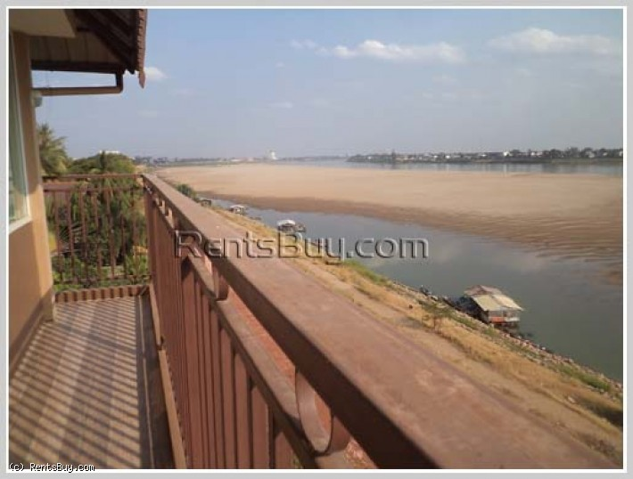 ID: 3543 - Nice apartment with fully furnished and next to Mekong River for rent