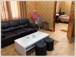 ID: 4283 - The beautiful apartment with fully furnished rent in Ban Donnokkoum
