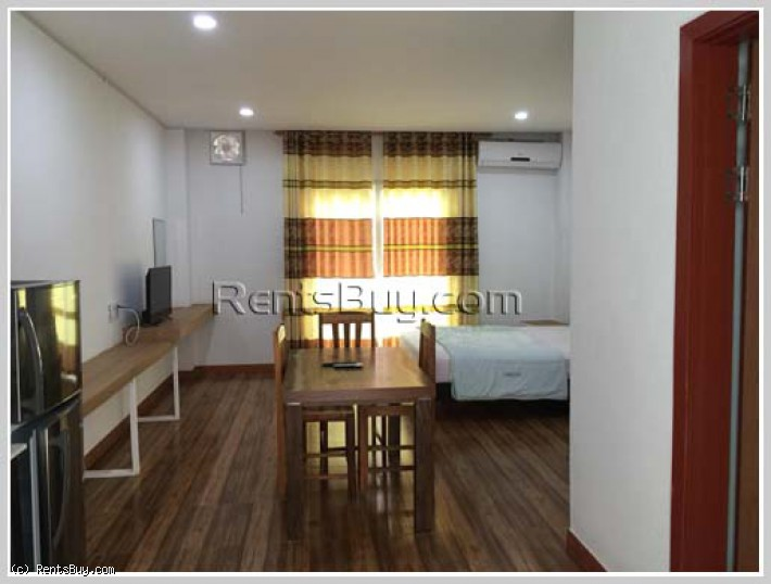 ID: 4347 - Apartment for rent in Ban Phonpapao