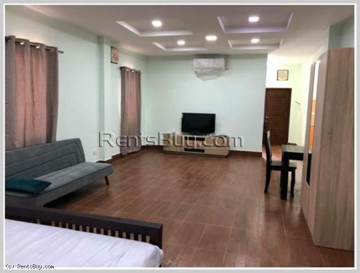 ID: 4203 - Nice apartment with fully furnished for rent