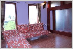 ID: 1657 - The nice apartment near Lao Construction Bank for rent