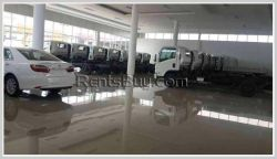 ID: 3311 - Big showroom car near main road and near fresh mart for rent