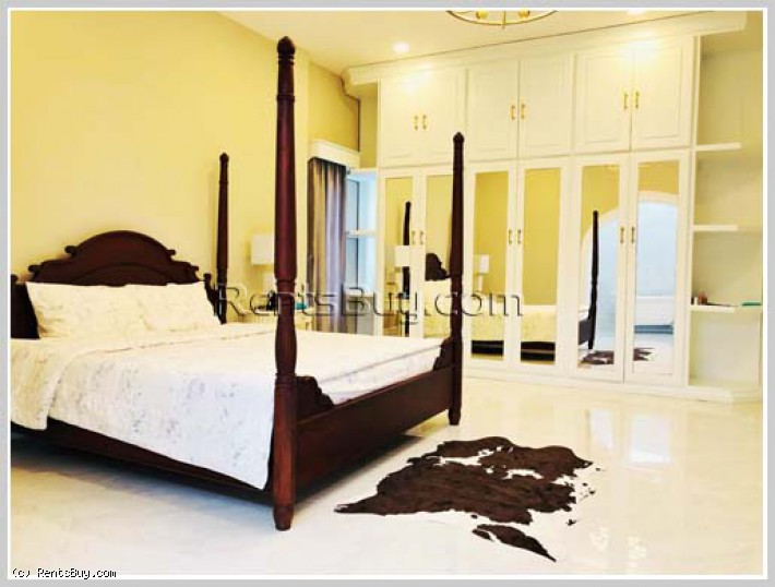 ID: 4055 - European hotel with nice furniture for sale in Ban Sisomseun