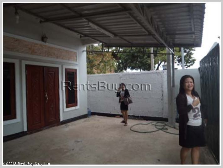 ID: 2313 - Two Shop Houses in one price near ASEAN Mall and Department of Finance of Vientiane