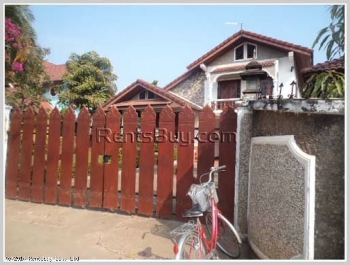 ID: 2361 - Beautiful house in diplomatic area by pave road near Korean Embassy