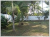 ID: 2070 -Nice Villa with large area by main road near Vientiane Km6 Golf club