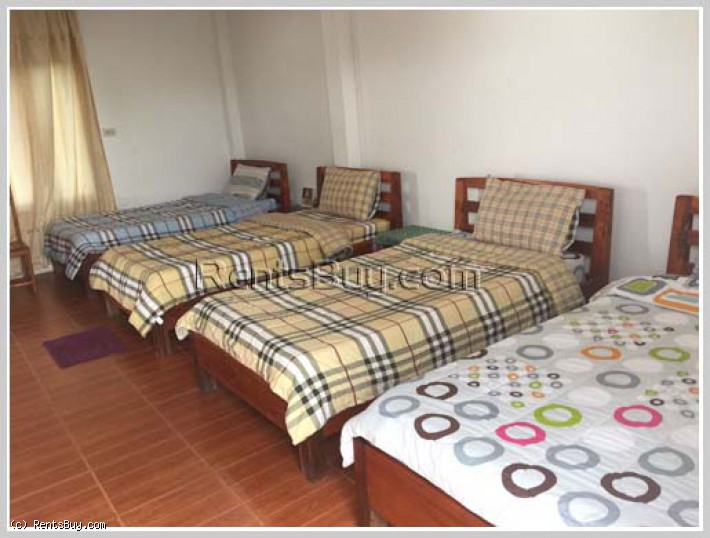 ID: 4124 - Medium Class Hotel in Khammuan Province for sale