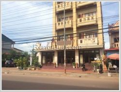 ID: 3323 - The nice hotel in town and with fully furnished for rent in Saysettha district