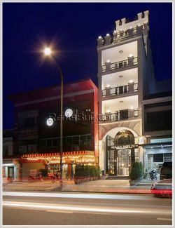 ID: 4269 - Newly built hotel near Vientiane Plaza Hotel in Ban Saylom for sale