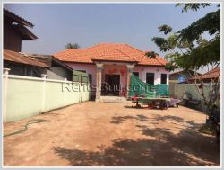 ID: 2898 - The one house with row house near Huakua Maket for sale