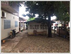 ID: 3247 - Lao style house with large garden for sale