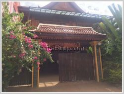 ID: 1463 - New Lao style house in city center by good access