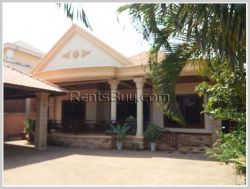 ID: 3535 - Modern villa house with fully furnished for rent
