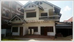 ID: 3538 - Beautiful house near Phontong Chommany Market for rent