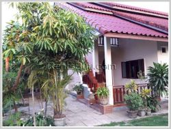 ID: 68 - Nice villa house with fully furnished and yard for rent