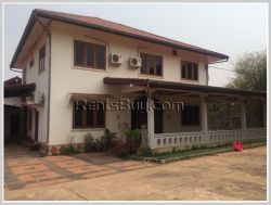 ID: 1234 - Beautiful house near Phontong Chommany Market for rent