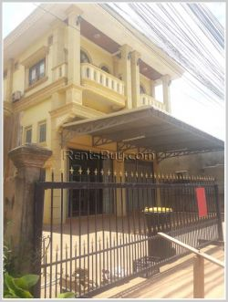 ID: 3656 - Shophouse with fully furnished and near main road for rent